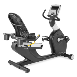 Intenza 550 Interactive Recumbent Bike