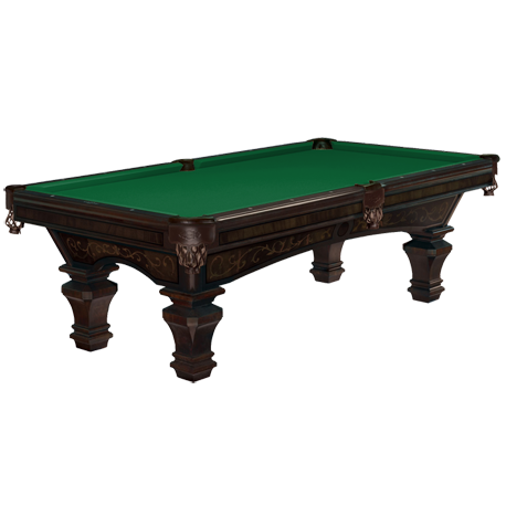 Brunswick Ashbee 9 ft Pool Table