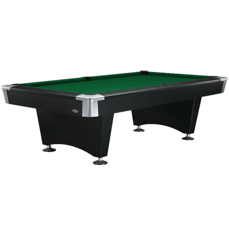 Brunswick Contender Black Wolf 8 ft Pool Table
