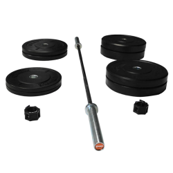 Torque Bumper Package 15 Kg Bar