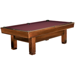 Brunswick Bridgeport 8 ft Pool Table
