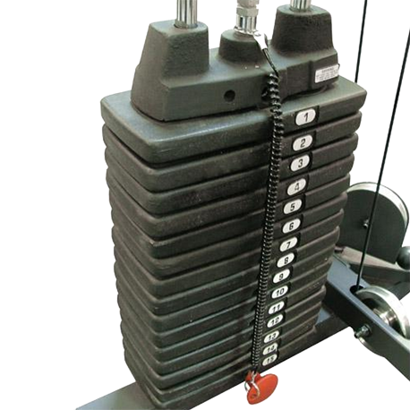Body-Solid Pro Clubline Series II Heavy-Stack