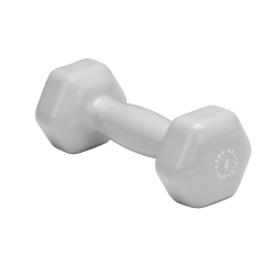 Body-Solid 4 lb. Vinyl Dumbbells