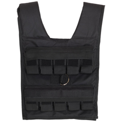 Body-Solid Weighted Vest - 20 lbs.