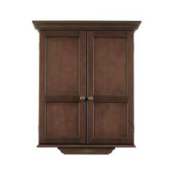 Brunswick Dartboard Cabinet - Expresso