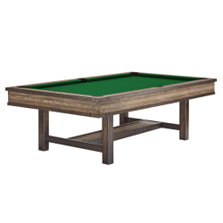 Brunswick Edinburgh 8 ft Pool Table - Metal Base