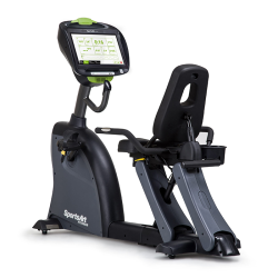 SportsArt C545R-16 Recumbent Bike with SENZA Touchscreen