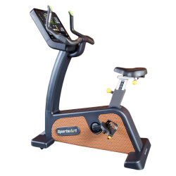 SportsArt C576U Upright Bike