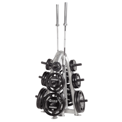 Hoist CF-3444 4-Sided Olympic Plate Tree