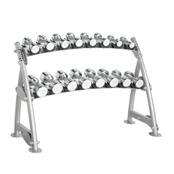 Hoist CF-3462-2 2-Tier Beauty Bell Rack