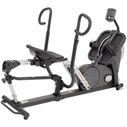 Inspire Fitness CR2 Cross Rower - Floor Model