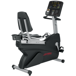 Life Fitness Club Series Recumbent Bike - Floor Model