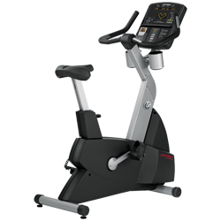 Life Fitness Club Series Upright Bike - Floor Model