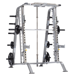 TuffStuff Evolution Smith Machine / Half Cage Combo