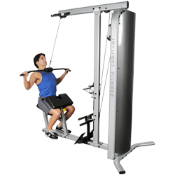 Inflight Fitness Multi-Lat Arm