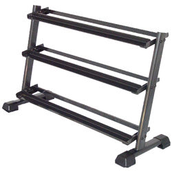 Inspire Fitness 3-Tier Dumbbell Rack