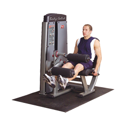 Body-Solid Pro Dual Leg Extension & Curl Machine