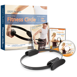 STOTT Pilates Fitness Circle Lite Power Pack