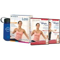 Stott Pilates The Secret to Weight Loss Power Pack