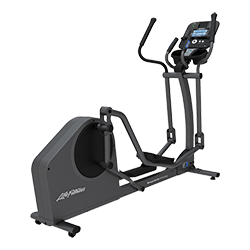 Life Fitness E1 Elliptical Cross-Trainer with Track+ Console