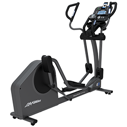 Life Fitness E3 Elliptical Cross-Trainer with Track+ Console - Floor Model