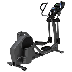 Life Fitness E5 Elliptical Cross-Trainer with Track Connect