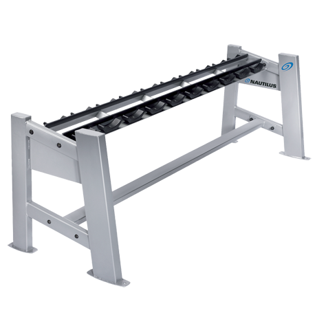 Nautilus One-Tier Dumbbell Rack
