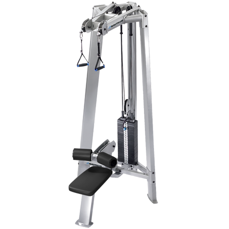 Nautilus Dual-Pulley Lat Pulldown Tower