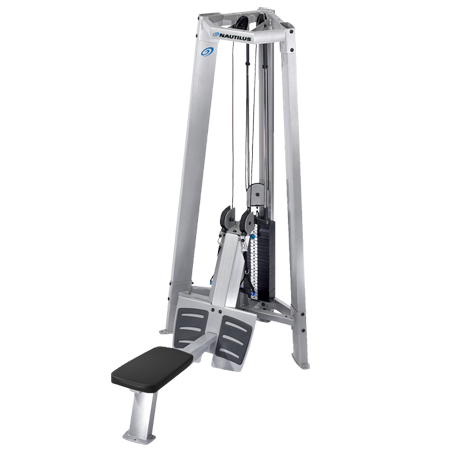 Nautilus Dual-Pulley Row Tower
