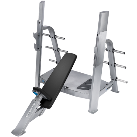Nautilus Olympic Incline Bench