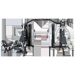 Batca Fusion 4 Modular Gym