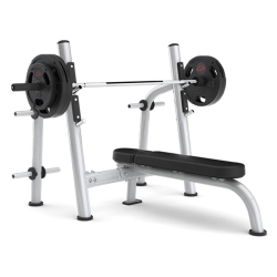 Matrix Aura Olympic Flat Bench