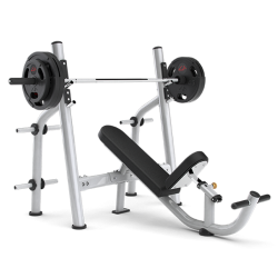 Matrix Aura Olympic Incline Bench