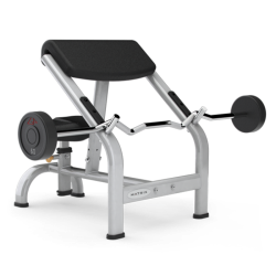 Matrix Aura Preacher Curl Bench
