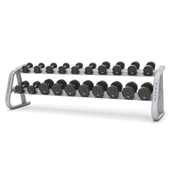 Matrix Aura 10-Pair Dumbbell Rack