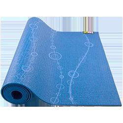 GoFit Designer Yoga Mat - Bubbles