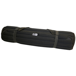 GoFit Ribbed Core Fitness Mat