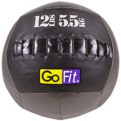 GoFit 12 lbs 13-inch Wall Ball
