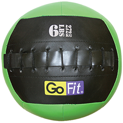 GoFit 6 lbs 10-inch Mini Wall Ball