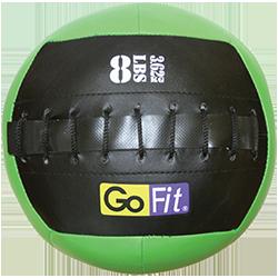GoFit 8 lbs 10-inch Mini Wall Ball