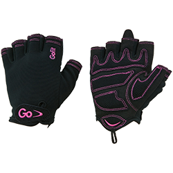 GoFit Women's X-Trainer Gloves - Large