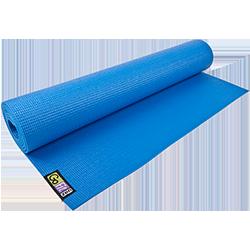 GoFit Yoga Mat - Blue