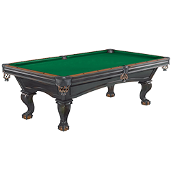 Brunswick Glenwood Two-Tone 8 ft Pool Table