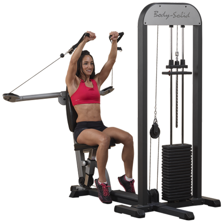 Body-Solid PRO-Select Multi Functional Press Machine
