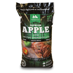 Green Mountain Grill Premium Apple Blend - 28 lbs Bag