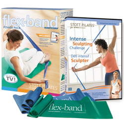 Stott Pilates Flex-Band Power Pack