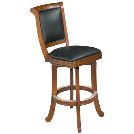 Brunswick Heritage Bar Stool - Leather