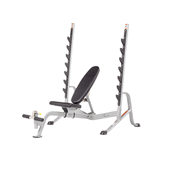 Hoist 7 Position F.I.D Olympic Bench