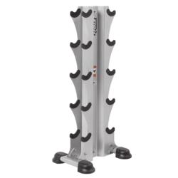 Hoist 5-pair Vertical Dumbbell Rack