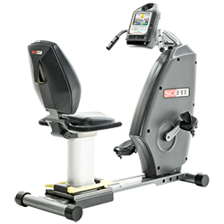 SCIFIT ISO1000R Recumbent Bike with Standard Seat
